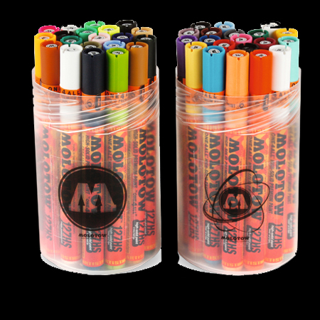 molotow 127hs complet